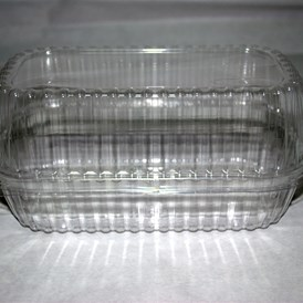 Mermaid Food Stuff Co LLC Clear Containers